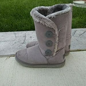 Used womens ugg boots size 10